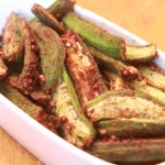 Southern Seasoned Okra