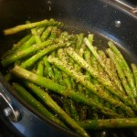 Lemon-Rosemary Asparagus