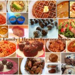 Whole Family | Healthy Freezer Meals