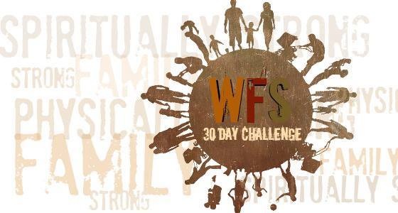 Whole Family Strong Challenge