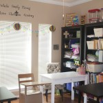 Whole Family | Our Homeschool Room