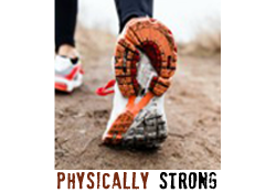 Physically Strong