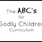 The ABC's for Godly Children {Review}