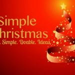 Simple Christmas | Real. Simple. Doable. Ideas!