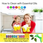Cleaning With Essential Oils | 6 Simple Household Recipes
