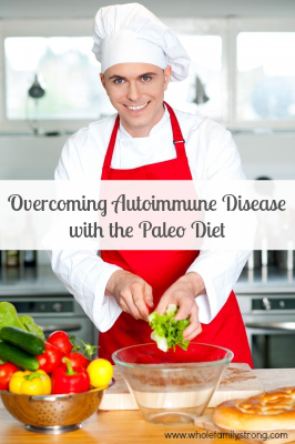 overcoming autoimmune disease
