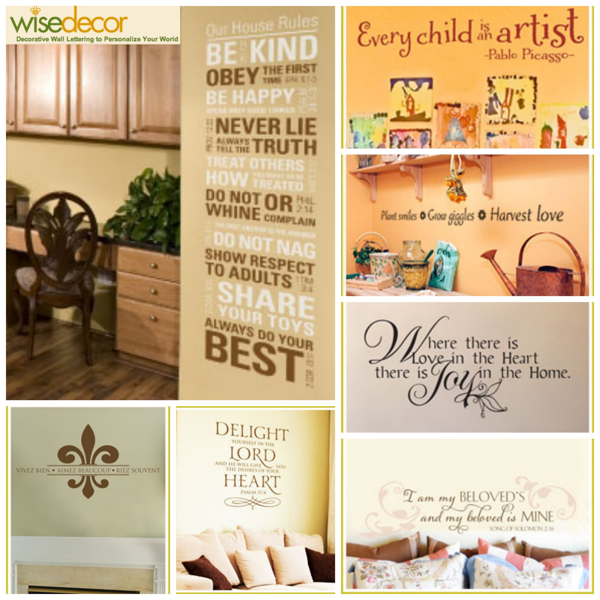 Let the Good Times Roll {WiseDecor Giveaway} - Whole Family Strong