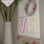 DIY LOVE Craft